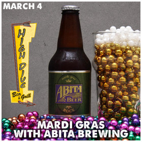 Fat Tuesday with Abita Brewing