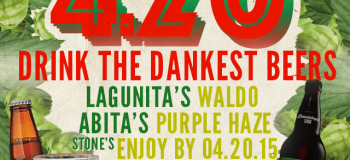 4/20 at the High Dive